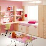 Детска стая в розово