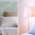 Идеи за таблата на леглото