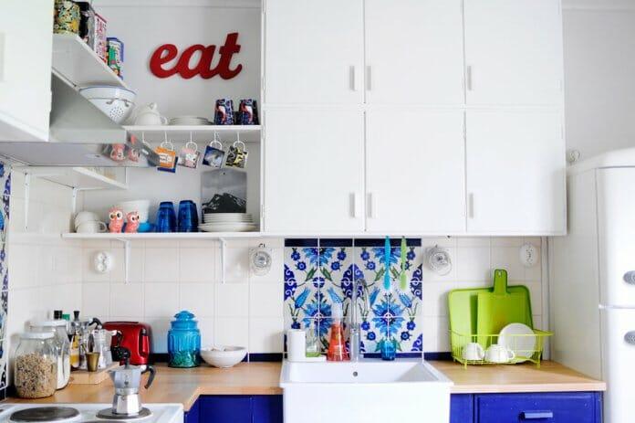 Свежа малка кухня