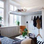 Идеи за малката спалня