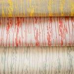 Боядисване на тъкани с релефен валяк