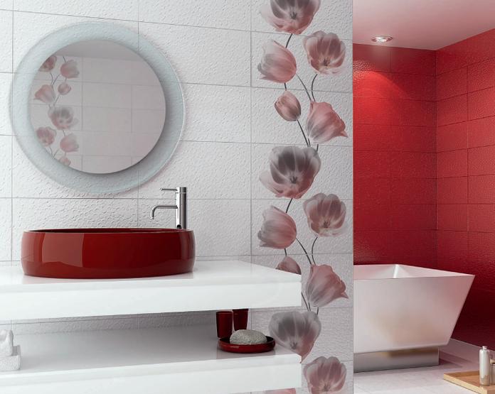 Идеи за плочки за баня