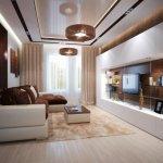 Идеи за модерен хол