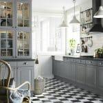 Идеи за бяла кухня