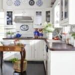 Кухни с бял интериор