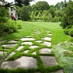 Пътека в градината