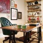 Домашен офис за мъже