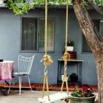 Интересни идеи за декорация от въже