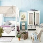 Спални с балдахин-9