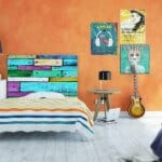 Разнообразни идеи за табли за легло