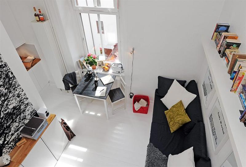Микро апартамент