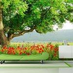 Красиви пейзажи чрез модерни фототапети