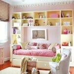Елегантна визия на детска стая за момиче