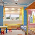 Как да създадем детска стая за момче и момиче
