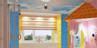 Как са създадем детска стая за момче и момиче