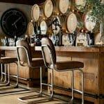 Няколко свежи идеи за домашен бар