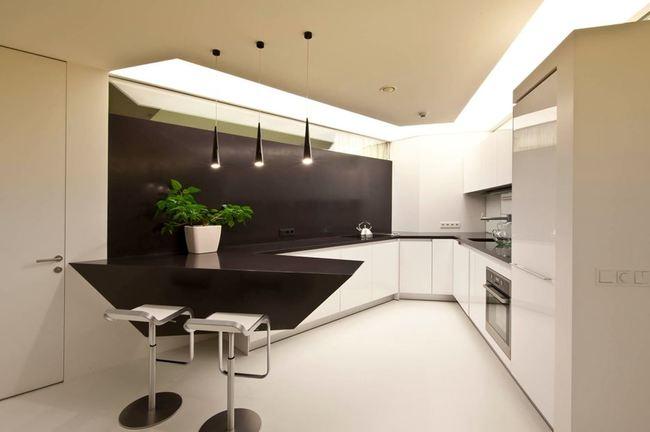 Дизайнерски примери за модерни кухненски острови