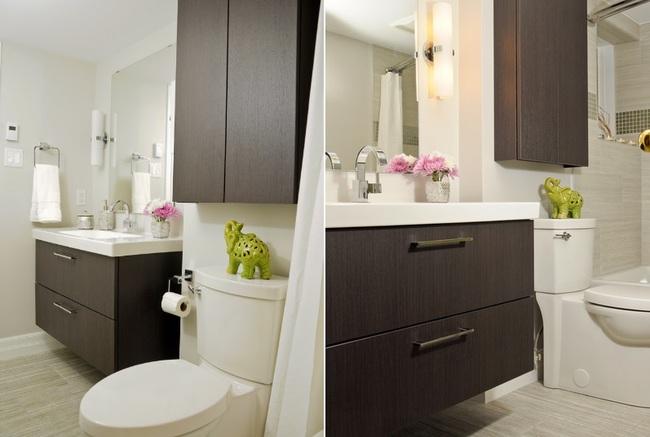 Няколко практични идеи за малка баня