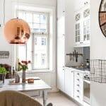 Елеганта визия в малък шик апартамент
