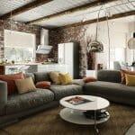 Изискана визия в модерна фамилна къща