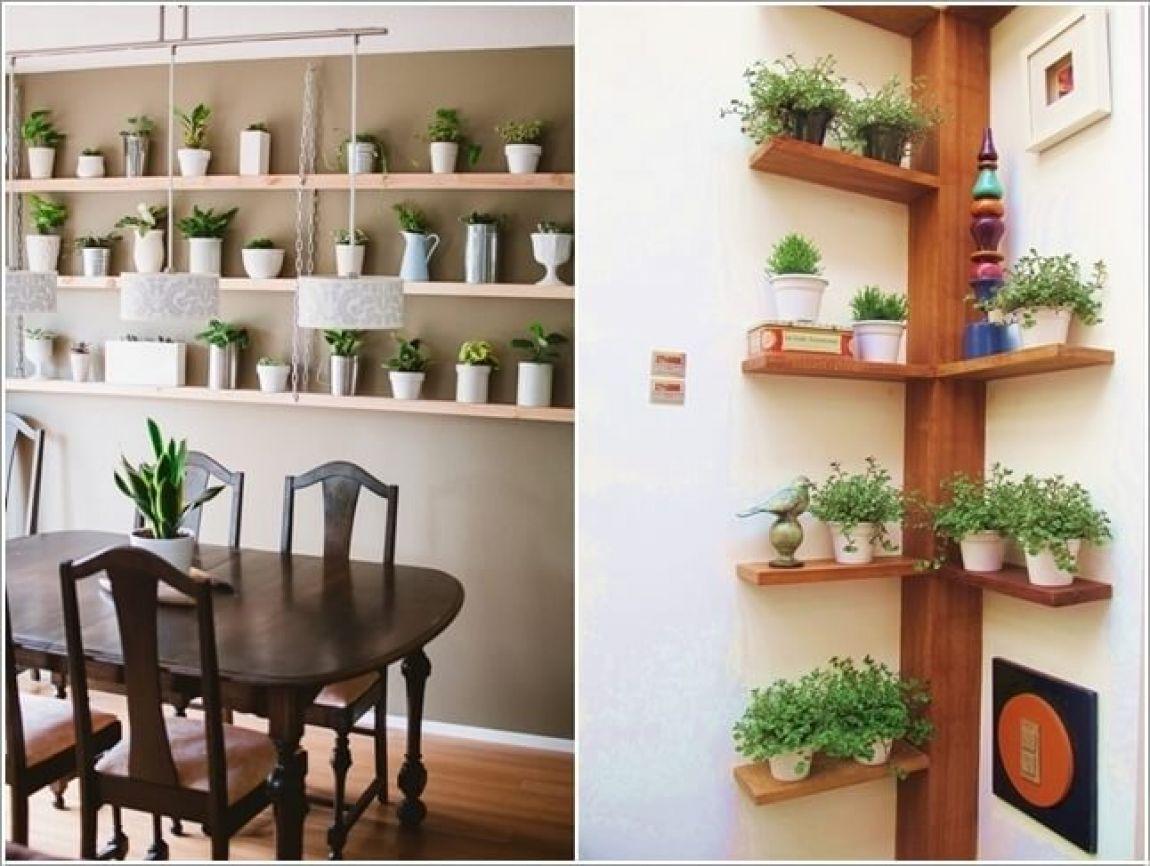Идеи за позициониране на цветята в дома