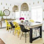 Отлични решения в свеж и цветен дом