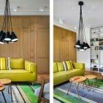Стилен апартамент с отворен план в София