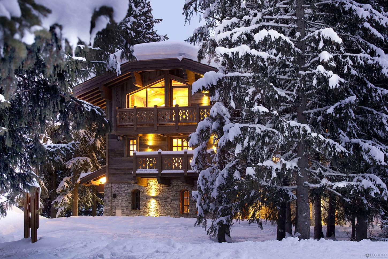 Къща в стил Шале