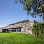 Внушителна българска архитектура насред Добруджа