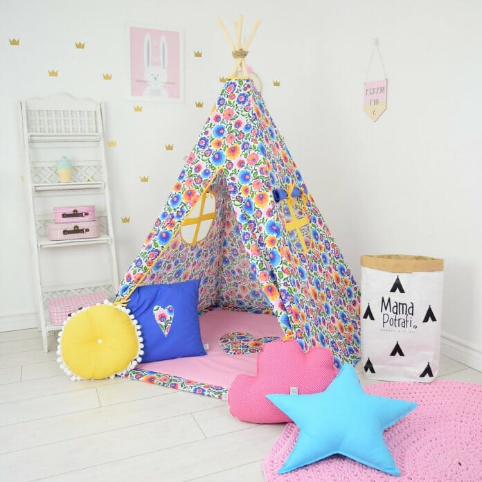 Детски палатки за игра