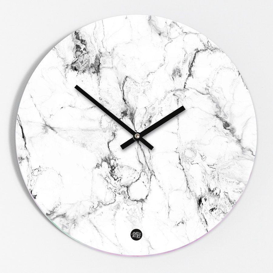 Мраморен часовник