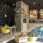 """Кафе """"Флора"""" – екологичен дизайн и здравословна кухня"""