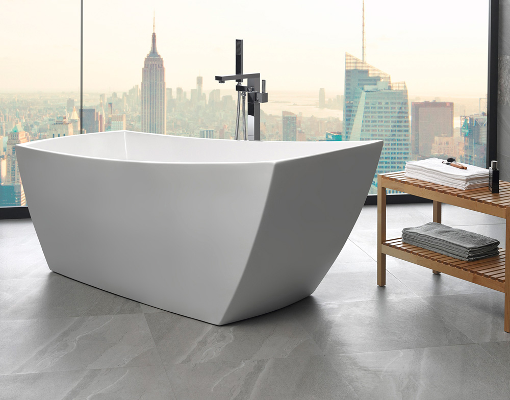 Свободностояща вана