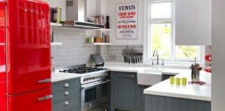 7 Лесни начина да организираме малката кухня