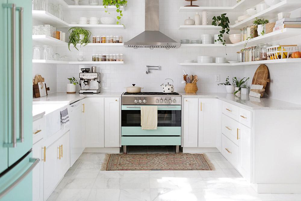 П-образна кухня