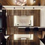 Съвременен дизайн на кухня