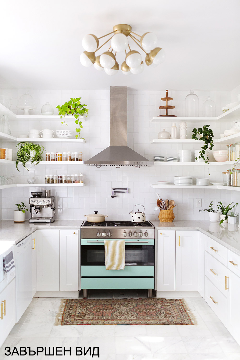 Трансформация на кухня