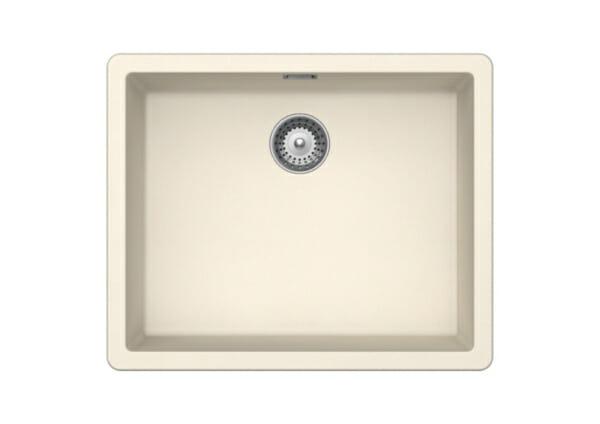 Светла мивка от гранит SCHOCK Greenwich N100L цвят Magnolia