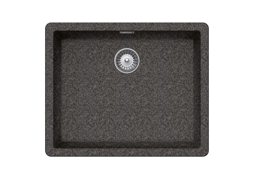 Гранитна мивка SCHOCK Greenwich N100L цвят Rockenstein