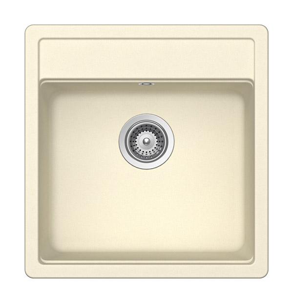 Гранитна мивка SCHOCK Nemo N100S цвят Crema