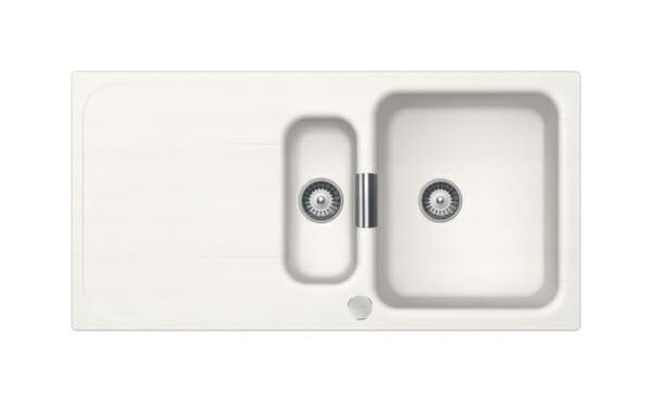 Гранитна мивка Wembley D150 - цвят Polaris
