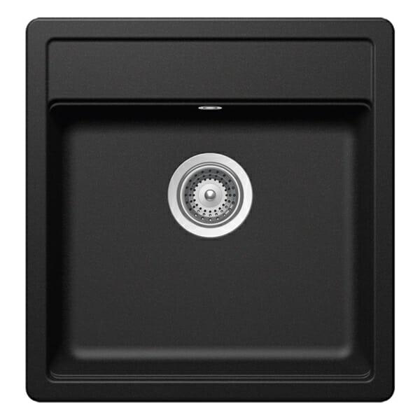Квадратна мивка за кухня SCHOCK Nemo N100S цвят Volcan
