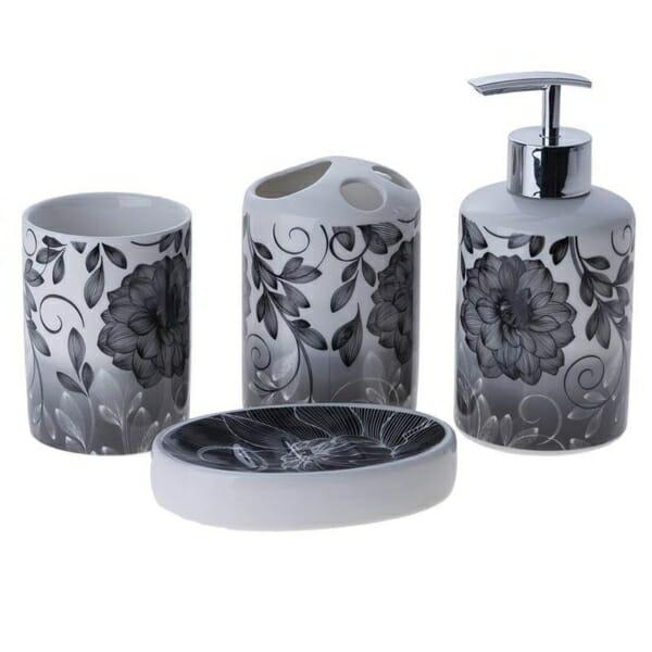Комплект за баня от 4 части