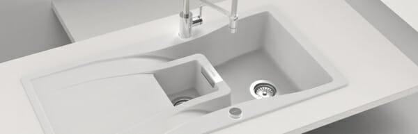 Луксозна кухненска мивка SCHOCK polaris - монтирана