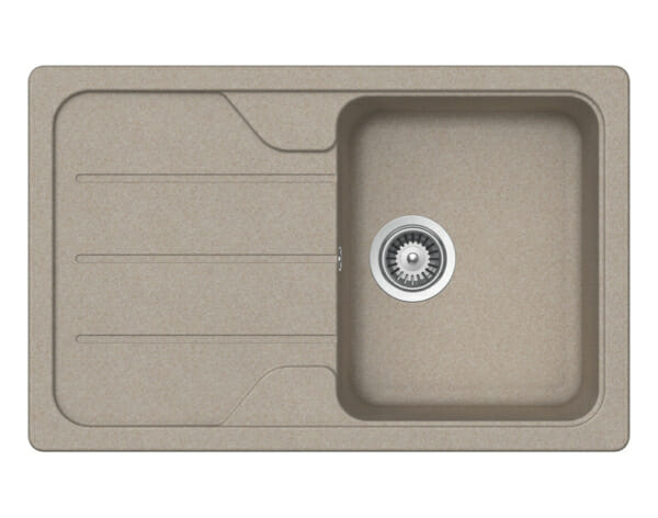Мивка за кухня от гранит SCHOCK Formhaus D100S-sabbia