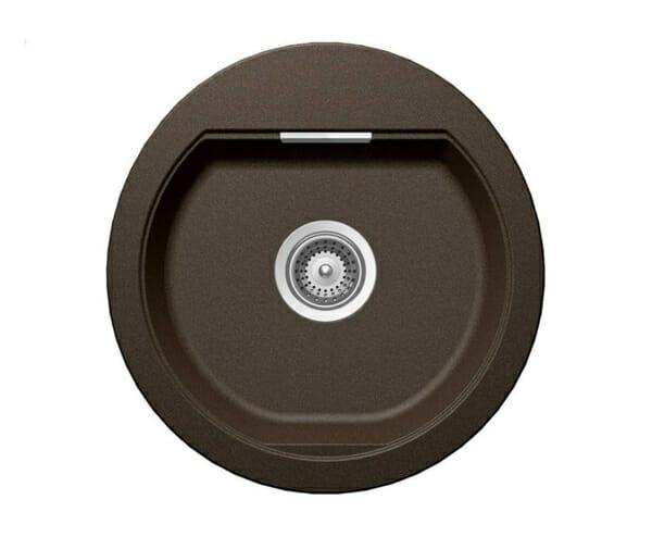 Мивка от гранит SCHOCK Mono R100 цвят Bronze