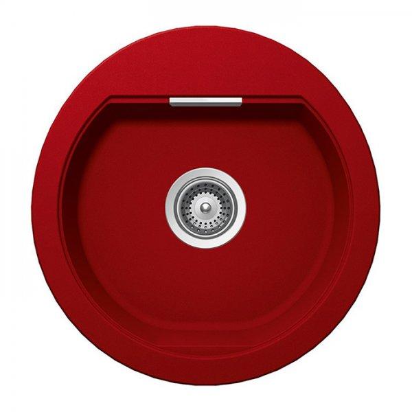 Мивка от гранит SCHOCK Mono R100 цвят Rouge