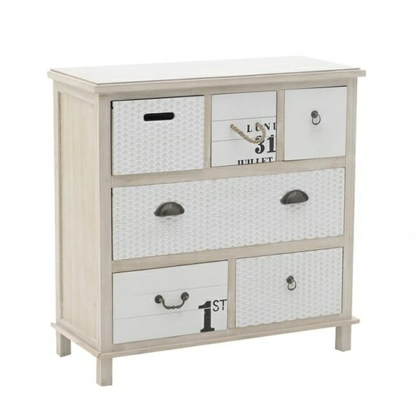 Модерен дървен шкаф