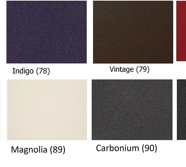 Налични цветове на мивка SCHOCK GREENWICH N100L