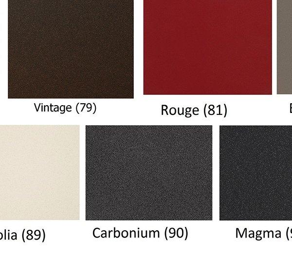 Налични цветове на мивка SCHOCK SIGNUS D200